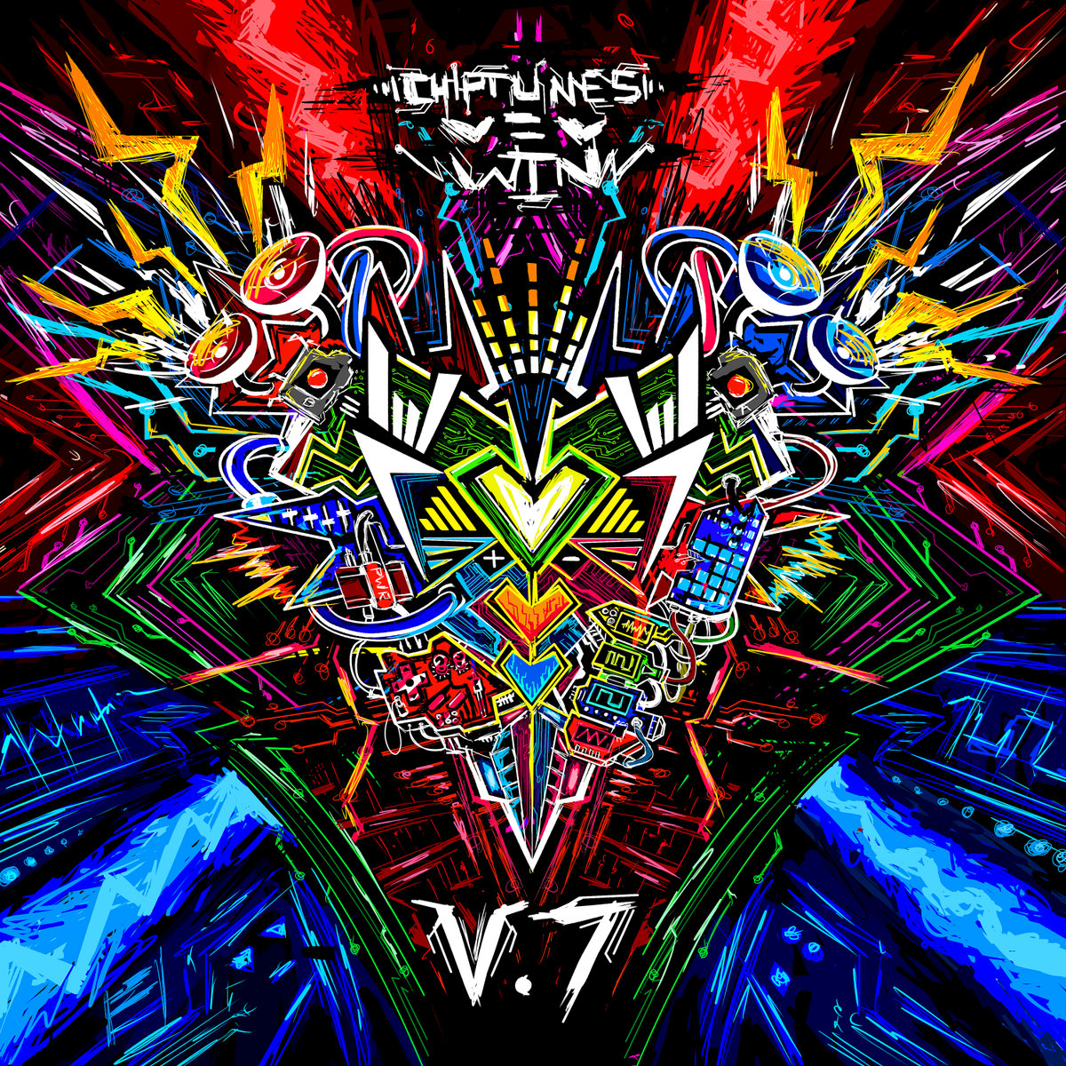 Chiptunes = WIN Vol. 7 album cover